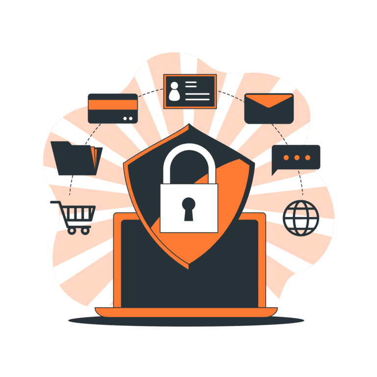pci compliance and security for online data